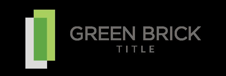 Green Brick Title